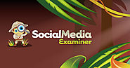 Must-read content marketing and social media blogs | Social Media Examiner: Social media marketing how to, research, case studies, news and more! |