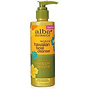 Alba Botanica Enzyme Facial Cleanser Pineapple