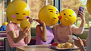 Everyone Is an Emoji in This Bizarre and Terrifying French McDonald's Ad