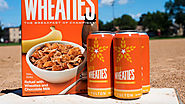 Wheaties Is Now Making Beer, for Those Who Want a Different Breakfast of Champions