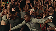 Kevin Durant Goes Nuts for a Street Baller's Dunk in Ad for Nike and Foot Locker