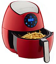 Best Rated Electric Air Fryers | GoWISE USA Electric Digital Air Fryer