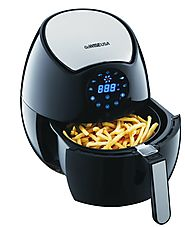 Best Rated Electric Air Fryers | GoWISE USA GW22621 4th Generation Electric Air Fryer - Kitchen Things