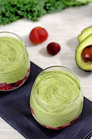 70+ Yummy Paleo Desert Recipes | Avocado, Kale, and Cashew Parfait