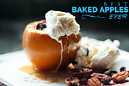 70+ Yummy Paleo Desert Recipes | Paleo Baked Apple - The Primal Desire
