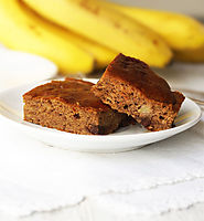 70+ Yummy Paleo Desert Recipes | Paleo Banana Snack Cake