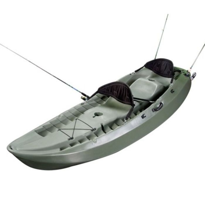 Small portable 2 man fishing boats a listly list for Two man fishing boat