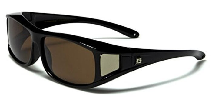 Five best polarized fitover fishing sunglasses a listly list for Best fishing sunglasses under 50