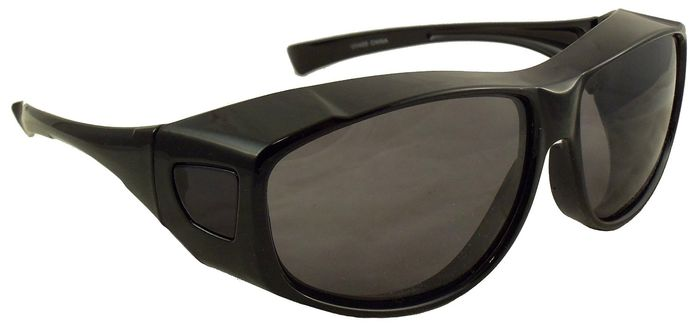 Five best polarized fitover fishing sunglasses a listly list for Best fishing glasses
