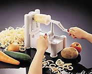Best Rated Spiral Vegetable Slicers Reviews | Best Rated Spiral Vegetable Slicers 2016 Reviews - Tackk