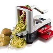 Best Rated Spiral Vegetable Slicers Reviews | Best Rated Spiral Vegetable Slicers 2016 Reviews