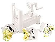 Best Rated Spiral Vegetable Slicers Reviews | Best Rated Spiral Vegetable Slicers Reviews