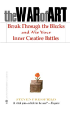 Best Books on Writing | The War of Art: Break Through the Blocks and Win Your Inner Creative Battles