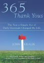 Best Books on Writing | 365 Thank Yous: The Year a Simple Act of Daily Gratitude Changed My Life