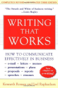 Best Books on Writing | Writing That Works; How to Communicate Effectively In Business