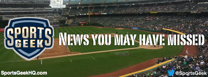 Sports Digital News you may have missed - 29 May 2013