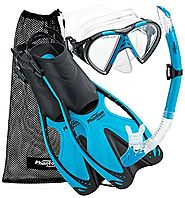 Best Rated Snorkeling Sets Reviews | Best Rated Snorkeling Sets Reviews on Flipboard