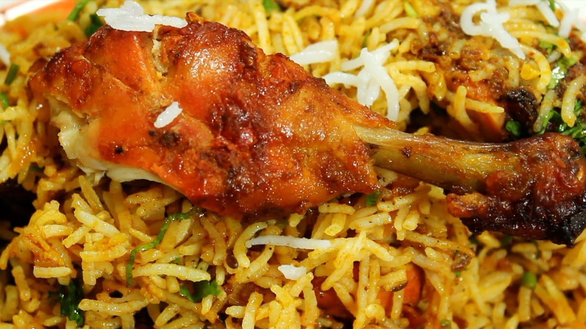 HOT AND SPICY!!! 10 Best Indian Biryani Recipes