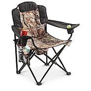 Heavy Duty Camping Chairs for Big People | Best Heavy Duty Camping Chairs for Big People Rated from 250 - 800 pounds