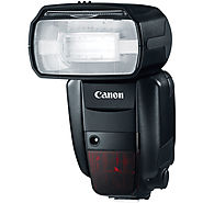 Hugh's Lighting Recommendations | Canon Speedlite 600EX-RT