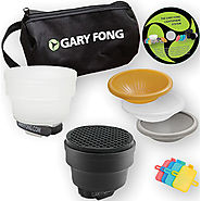 Gary Fong Lightsphere Collapsible Fashion & LSC-SM-FC