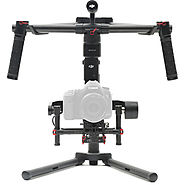 Hugh's 3-Axis Gimbal Recommendation | DJI Ronin-M 3-Axis Handheld Gimbal Stabilizer