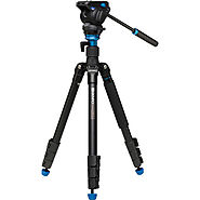 Karin's Tripod and Monopod Recommendations | Benro Aero 4 Video Travel Angel Tripod Kit A2883FS4 B&H Photo