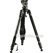 Karin's Tripod and Monopod Recommendations | Miller SOLO DV10 Carbon Fiber Tripod System