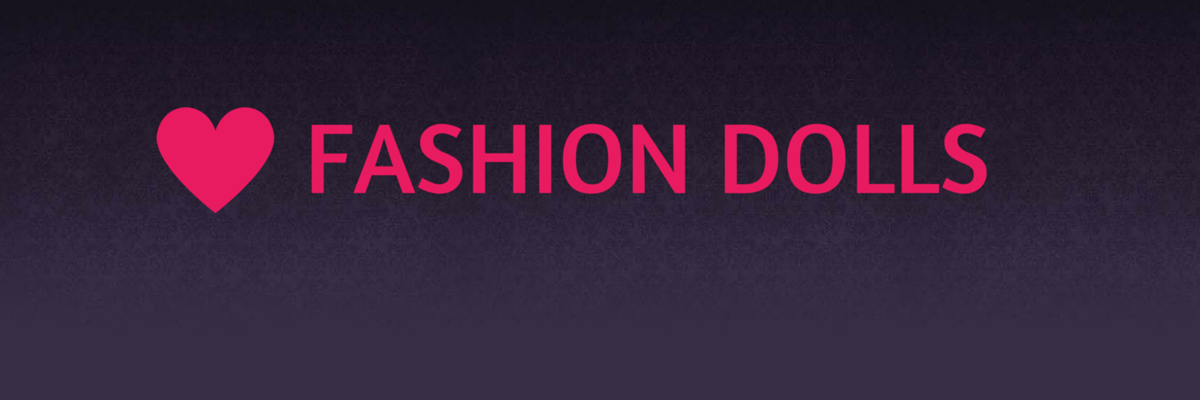 Headline for Add Your Fashion Doll Links!
