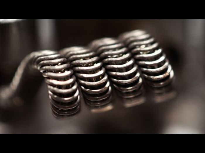 VAPEHAPPY's .43 Sub Ohm Dual Coil Build NEW 8.5.2013 - YouTube