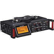 Tascam DR-70D 4-Channel Audio Recording Device for DSLR DR-70D