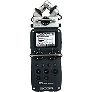 Zoom H5 Handy Recorder with Interchangeable Microphone H5
