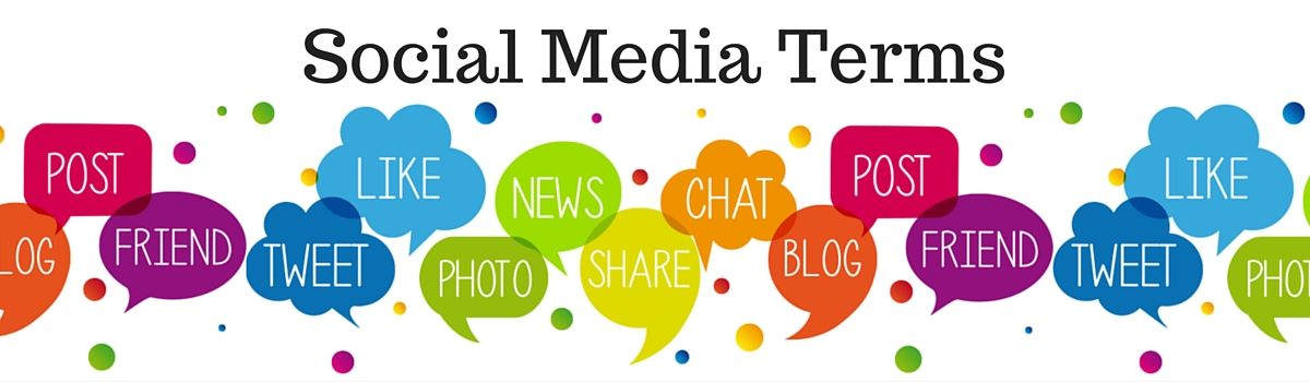 Social Media Terminology and Definition Web Sites