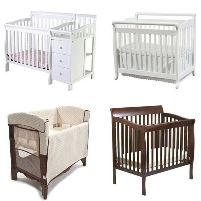 Best space saving baby cribs a listly list for Best baby cribs for small spaces