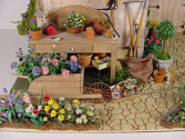 Gardens - Dollhouse miniatures - Mini treasures wiki