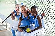 12 sports played by American kids | Softball