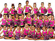 12 sports played by American kids | Cheerleading