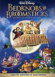 Period Dramas: Family Friendly | Bedknobs and Broomsticks (1971)