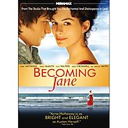 Period Dramas: Family Friendly | Becoming Jane (2007)