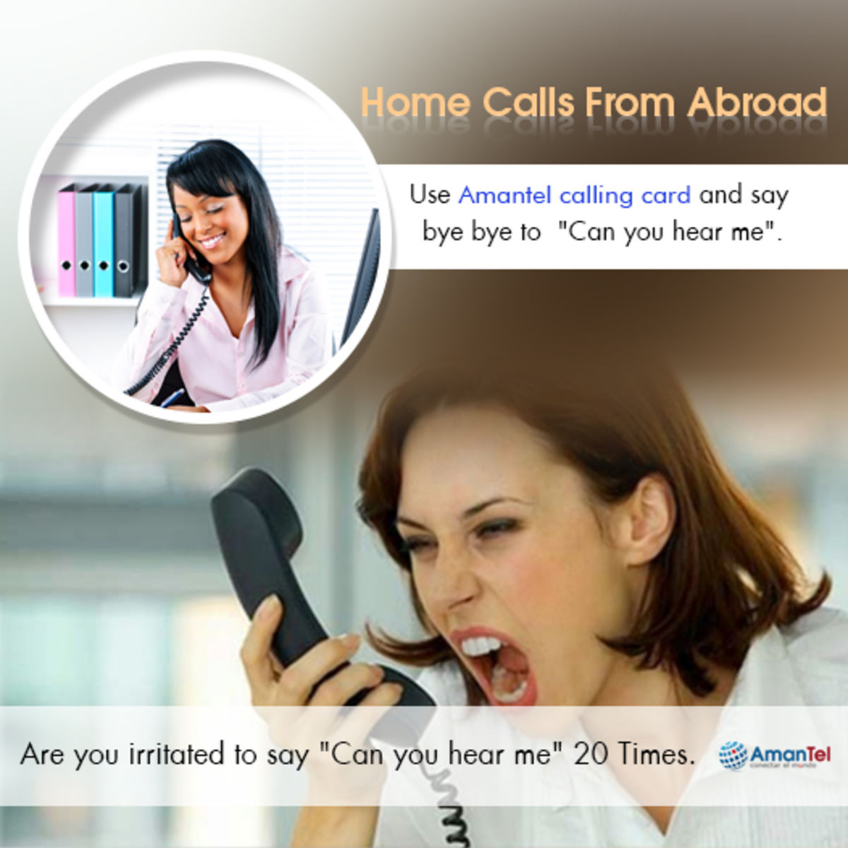Best option for making international calls
