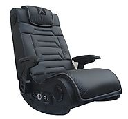 Best rated video gaming chairs reviews 2017 a listly list for Silla x rocker 51491 extreme iii 2 0 gaming rocker chair with audio system