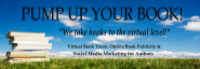 Favorite Book Launch Strategies and Books | Pump Up Your Book's 28-point Virtual Book Tour Checklist