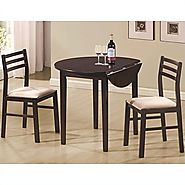 Ver Rated Small Drop Leaf Table Dou Chairs Listly List