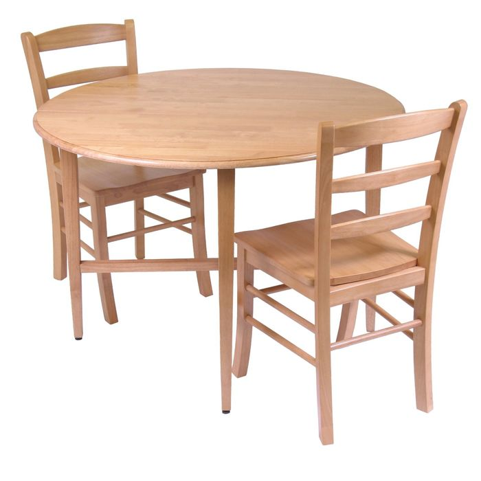 Kitchen Table And Chairs Amazon: Best Rated Small Drop Leaf Table And 2 Chairs