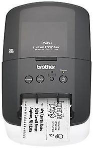Best Rated Label Printers For FBA Reviews | Brother High-Speed Label Printer with Wireless Networking (QL710W)