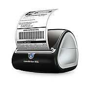 Best Rated Label Printers For FBA Reviews | DYMO LabelWriter 4XL Thermal Label Printer (1755120)