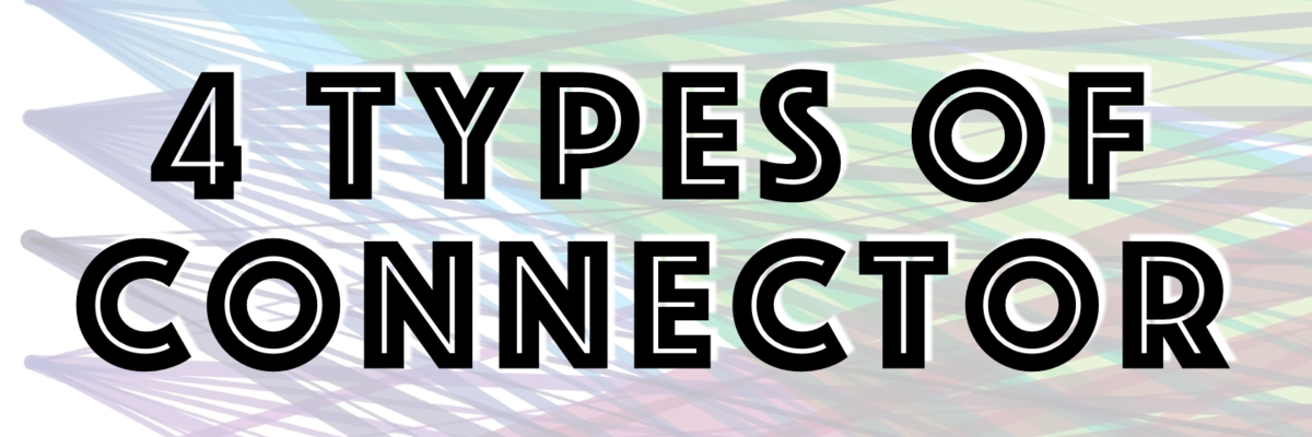 4 Types of Connector? Are you a Curative, Creative, Critical or Social Thinker?