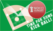 No Kid Hungry SHRM13 Kickball Blogs | Tweet to Fight Hunger and Support SHRM Kickball! | Dovetail Software