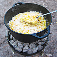 Best Folding Camping Kitchen with Storage | 34 Things You Can Cook On A Camping Trip