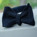 Navy Blue (with pattern)